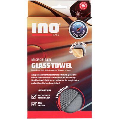 INO car glass towel – Smart Microfiber