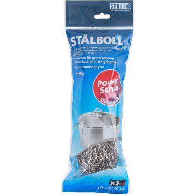 Stainless steel scourer – Smart Microfiber