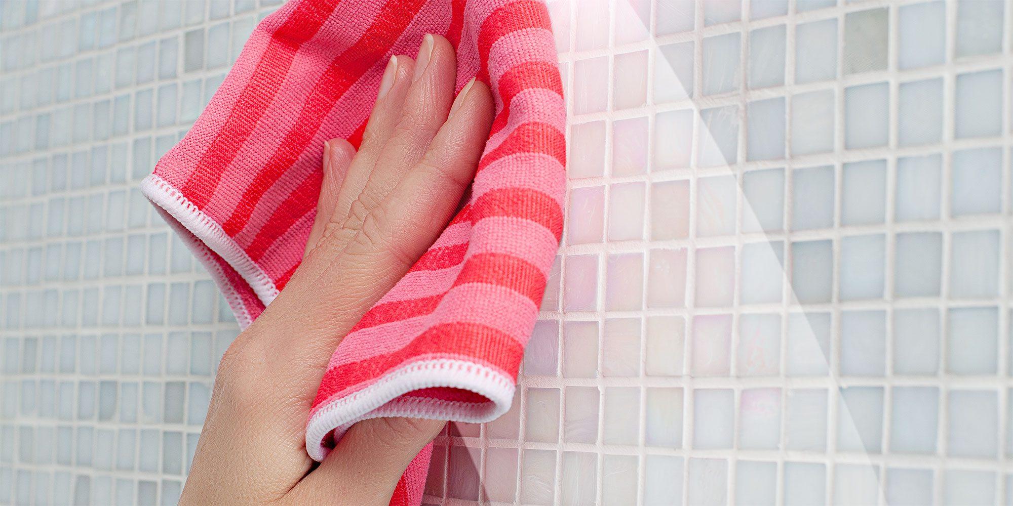 Badrumsduk/Dathroom cloth – Smart Microfiber